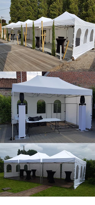 Location de tente pliante & Location Tentes Pliantes un abri rapidement installé pour une ...