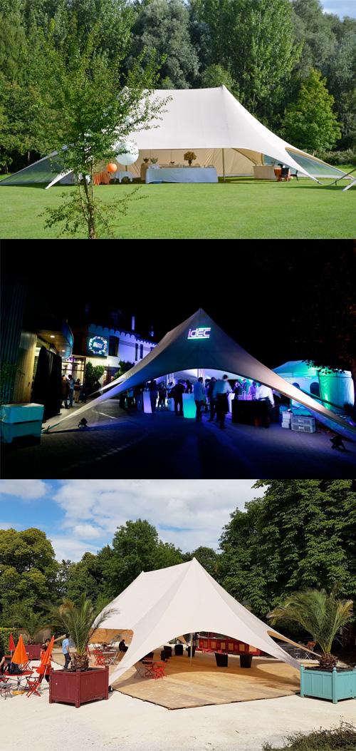 Location de tente Twin & Vous cherchez une tente originale à grande capacité ? - Location ...
